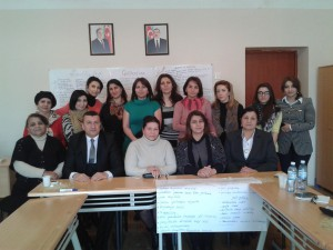 "The training on ""Problems of child psychology in a modern world: family-school"" was held by the Committee"