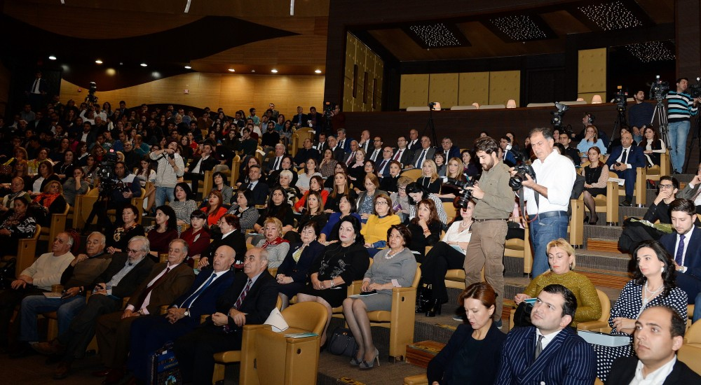 "The closing ceremony of ""Azerbaijani Family"" 2017 film festival was held"