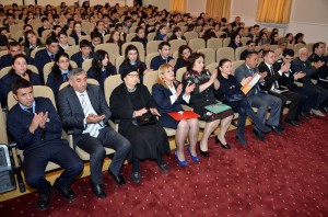 "The next event in the framework of large-scaled project ""Say NO to early marriages for the healthy lifestyle"" will be held in the Garadagh district"
