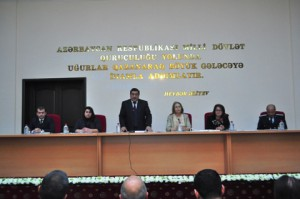 "The events within the framework of the project ""Let us learn from the experience of elder people "" are continuing in the regions of the country."