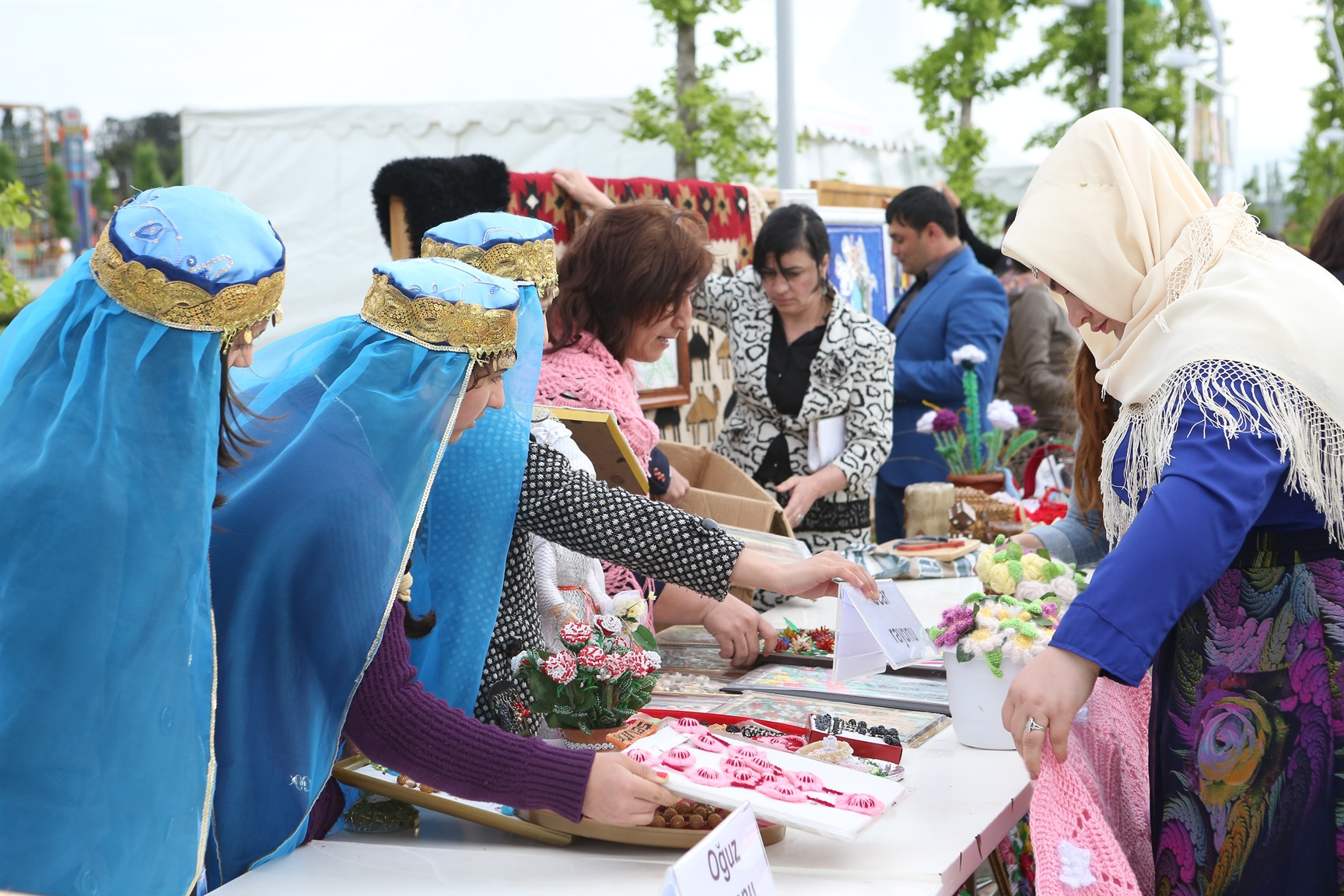 The «Family Holiday» was held in Shamkir