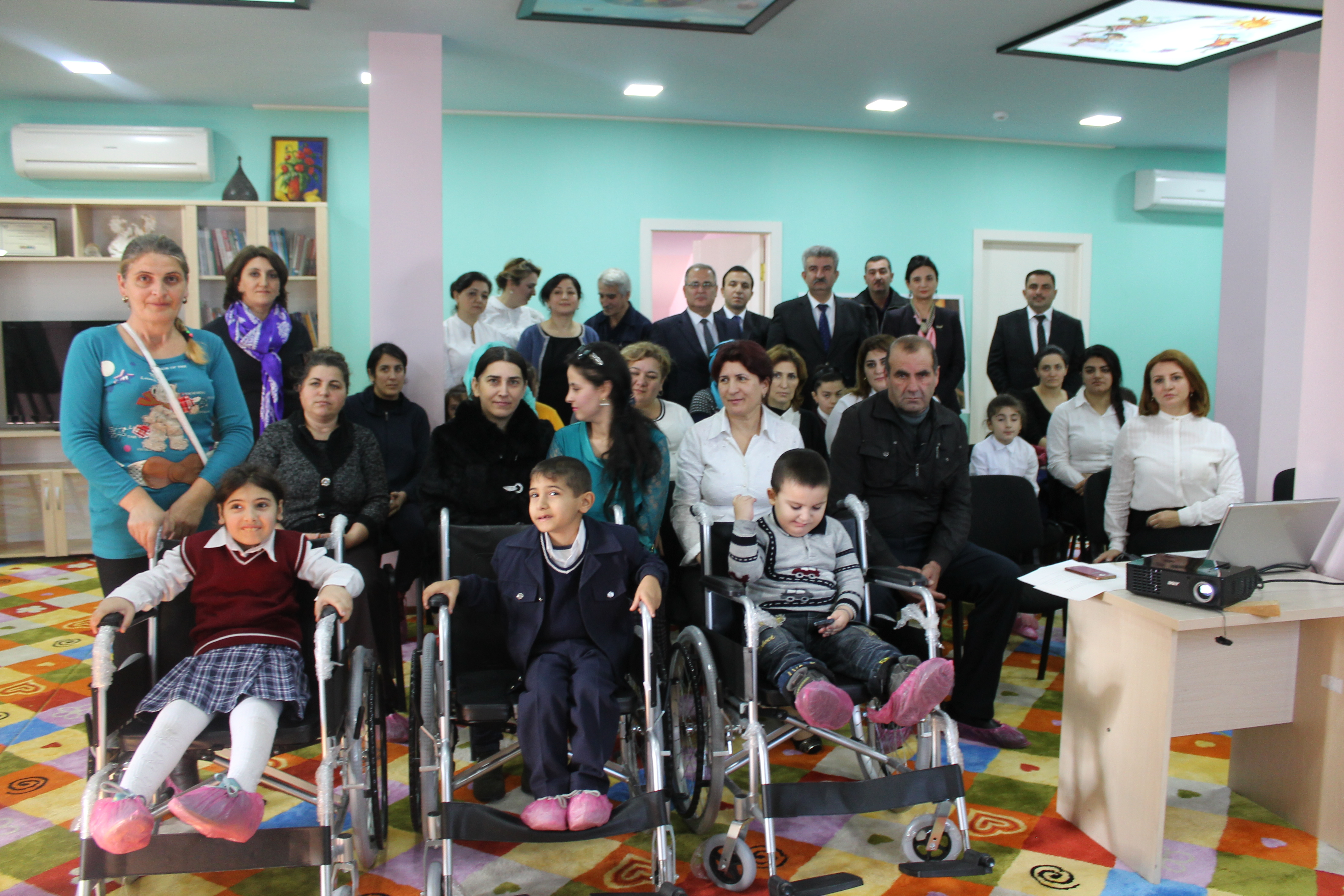 The International Day of Disabled Persons.