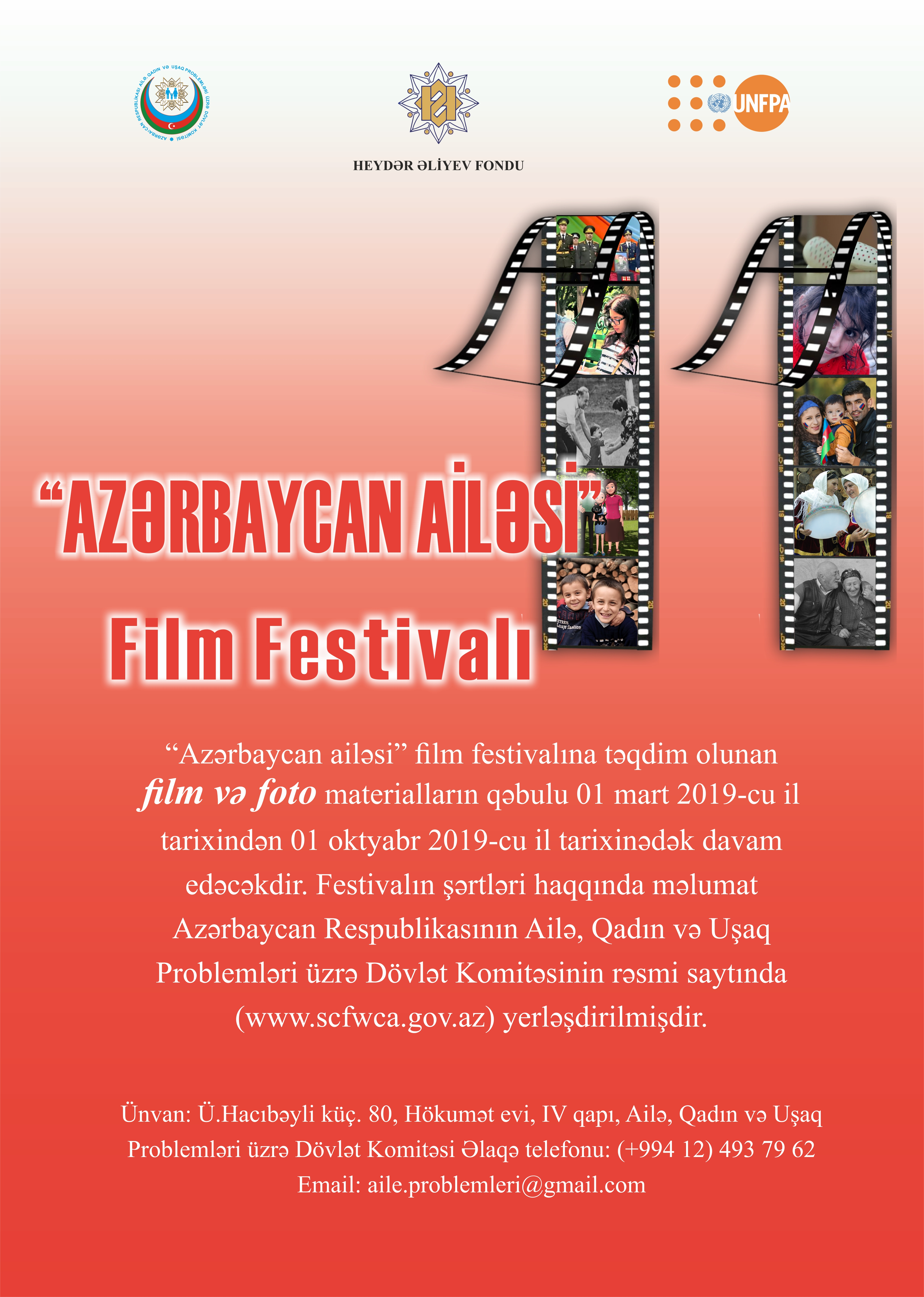 "The closing ceremony of ""Azerbaijani Family -2018""  Film Festival"