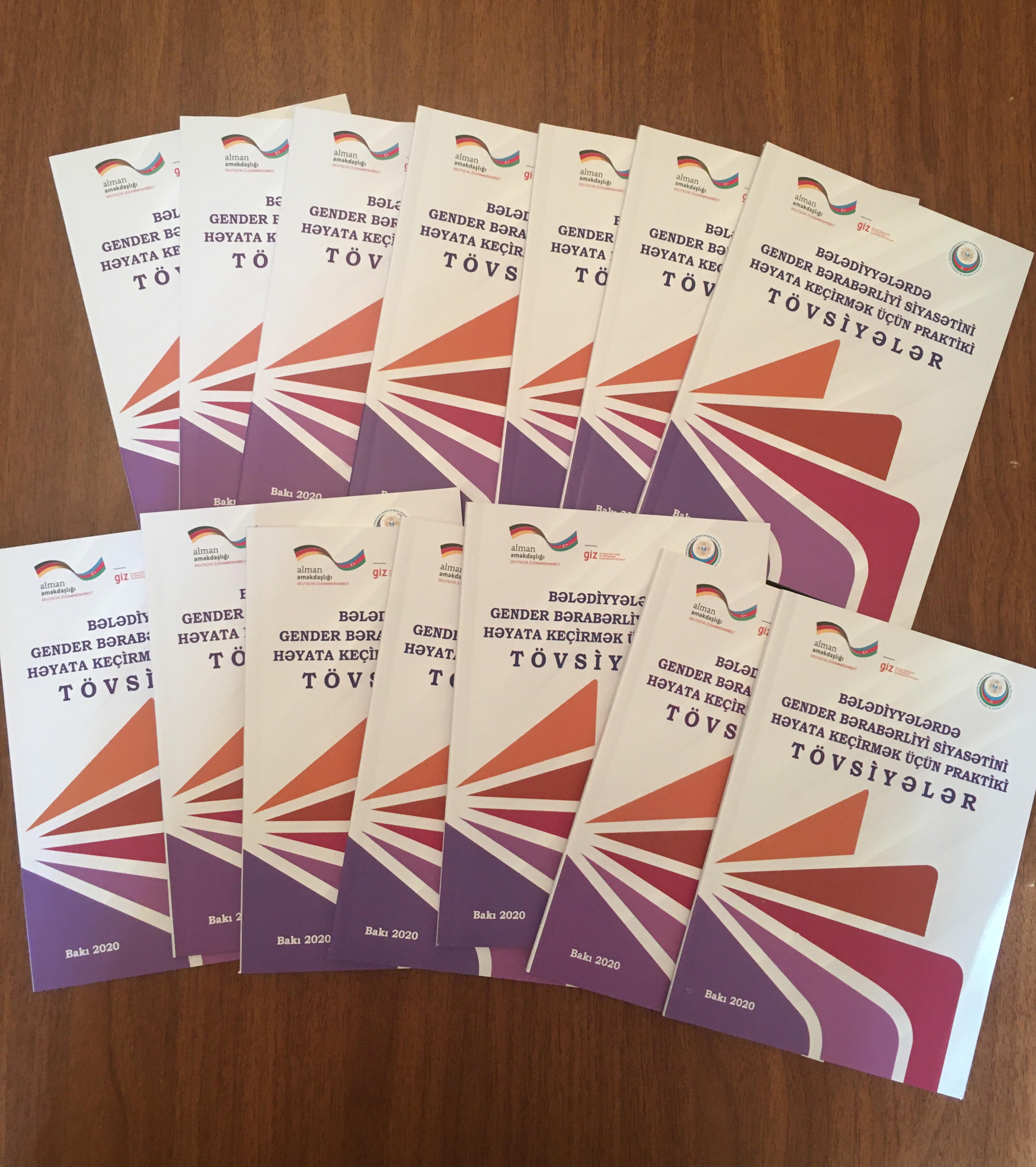 "A guide book entitled ""Practical Recommendations for Implementing Gender Equality Policy in Municipalities"" was published"